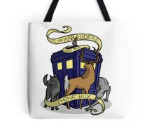 The Marauders Have The Phonebox Tote Bag