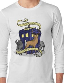 The Marauders Have The Phonebox Long Sleeve T-Shirt