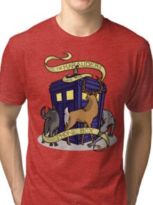 The Marauders Have The Phonebox Tri-blend T-Shirt