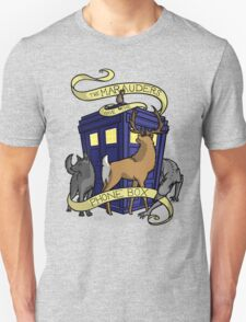 The Marauders Have The Phonebox Unisex T-Shirt