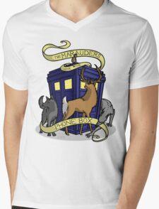The Marauders Have The Phonebox Mens V-Neck T-Shirt