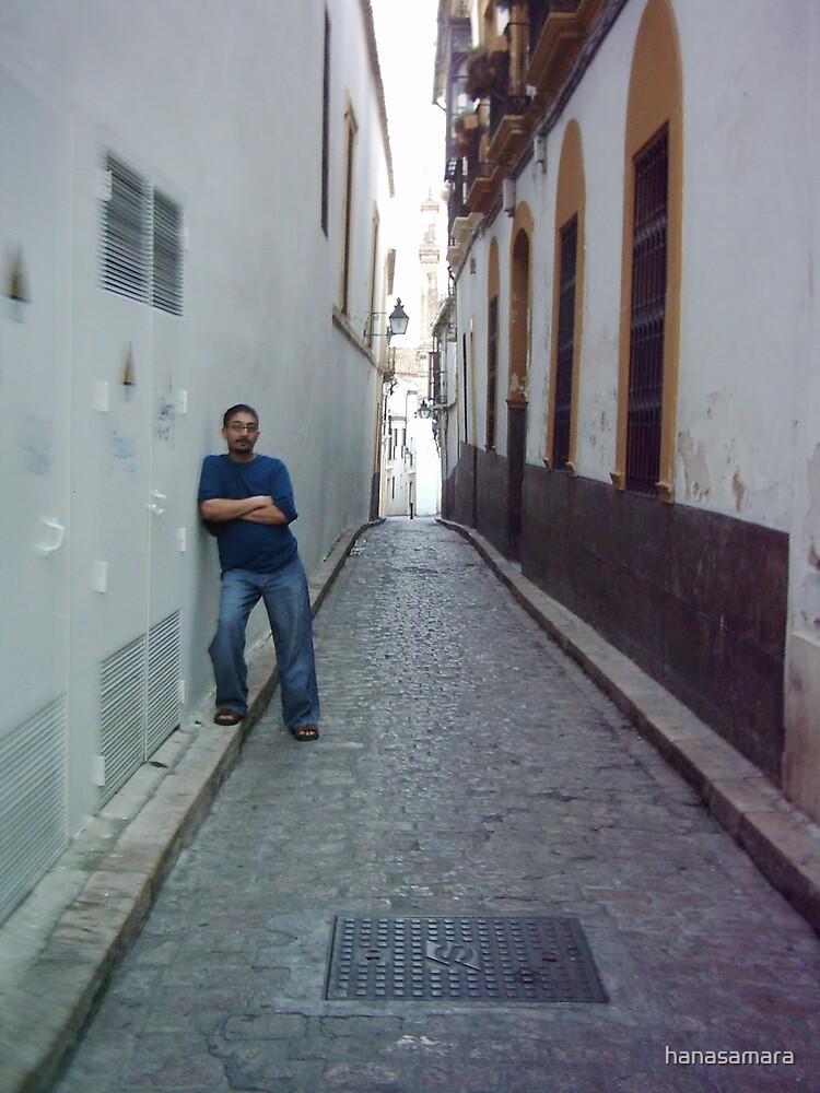 old time street by hanasamara