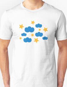 Clouds stars T-Shirt