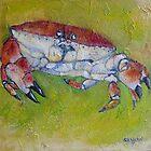 Edible Crab by Sue Nichol