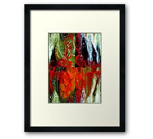 Rise To The Challenge - Life By The Spirit Framed Print
