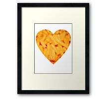Kraft Dinner Framed Print