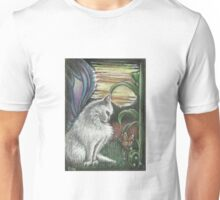 Under the Glow of the Harvest Moon Unisex T-Shirt