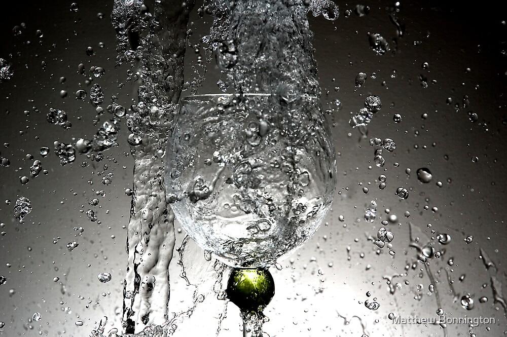 Movement of water 3 by Matthew Bonnington