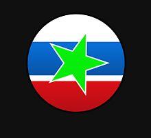 Russian Green Star T-Shirt T-Shirt