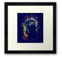 it's lightfull inside Framed Print
