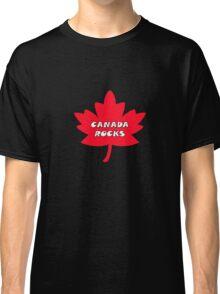 Canada Rocks! Classic T-Shirt