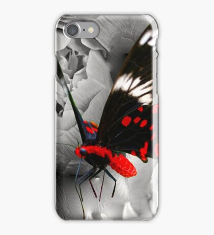 Butterfly Surreal iPhone Case/Skin