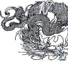 Dragon design2 by mslisko