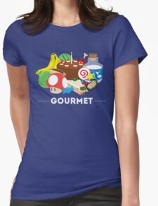 Gourmet Womens Fitted T-Shirt