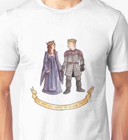 Madalena and Gareth Unisex T-Shirt