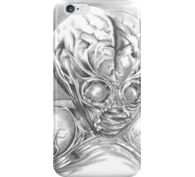 The Metaluna Mutant iPhone Case/Skin