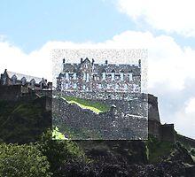 A beautiful day in Edinburgh by njonesford