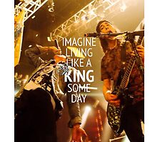 King For a Day // Pierce The Veil by breannaptv