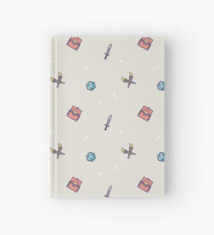 Mini Dungeon Crawler - Natural Hardcover Journal