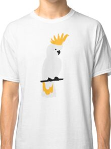 Cockatoo parrot Classic T-Shirt