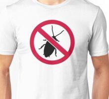 No Cockroach Unisex T-Shirt