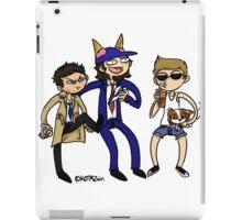 Team Free Willies iPad Case/Skin