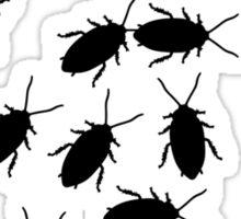 Cockroaches Sticker
