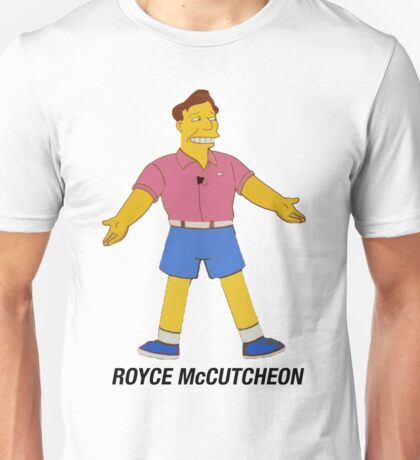 Royce McCutcheon Unisex T-Shirt