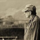 A Tense Time At The Bowling Club by freebornman
