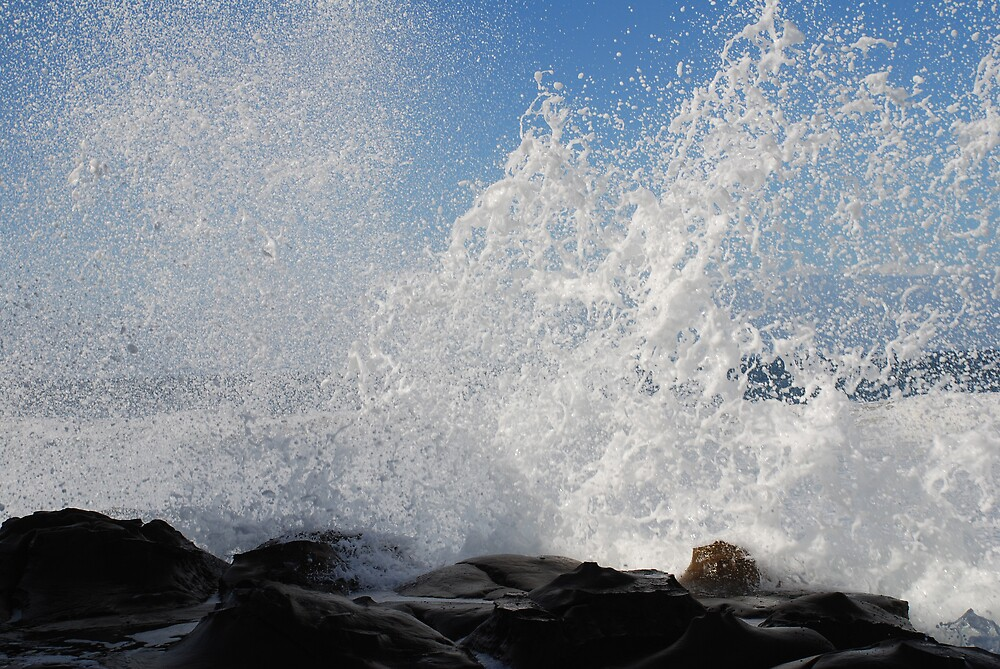 Wave#2 by Chris  O'Mara