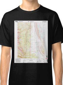 USGS TOPO Map Colorado CO Boettcher Lake 232317 2000 24000 Classic T-Shirt