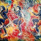 Jabiru Dance 1 by lukeymalz