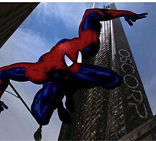 The Amazing Spiderman by Dan Snelgrove