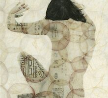 Imprinted Woman by Antaratma Images