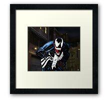 We Are Venom Framed Print