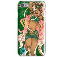 Fortuna, The Woodland Druid iPhone Case/Skin