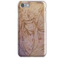 Cloudjumper Sketch iPhone Case/Skin
