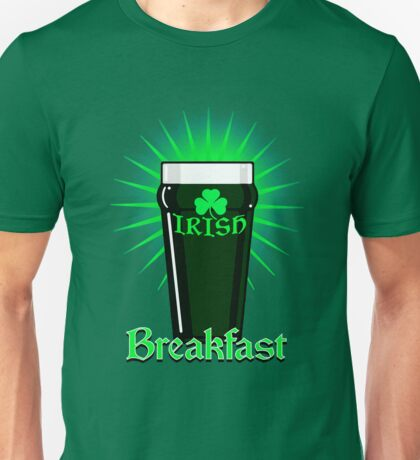 Irish Breakfast. Unisex T-Shirt