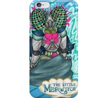 The Little Mer-Witch iPhone Case/Skin