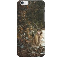 Richness In Winter iPhone Case/Skin