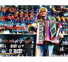 Dem Ol' Duck Accordion Blues Photographic Print