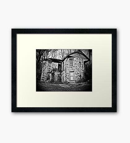 Stout Framed Print