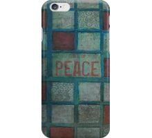 State Of Peace iPhone Case/Skin