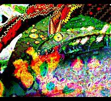 Dragon by goanna