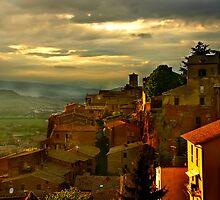 Orvieto, Italy by Al Morrison