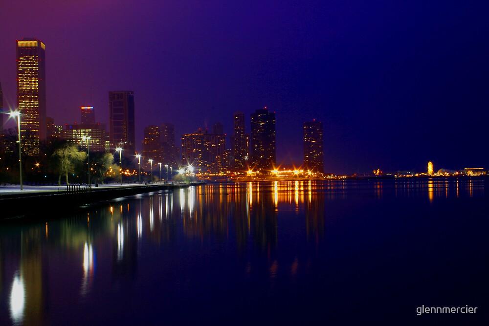 Chicago by glennmercier