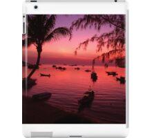 Sunset at Koh Tao iPad Case/Skin