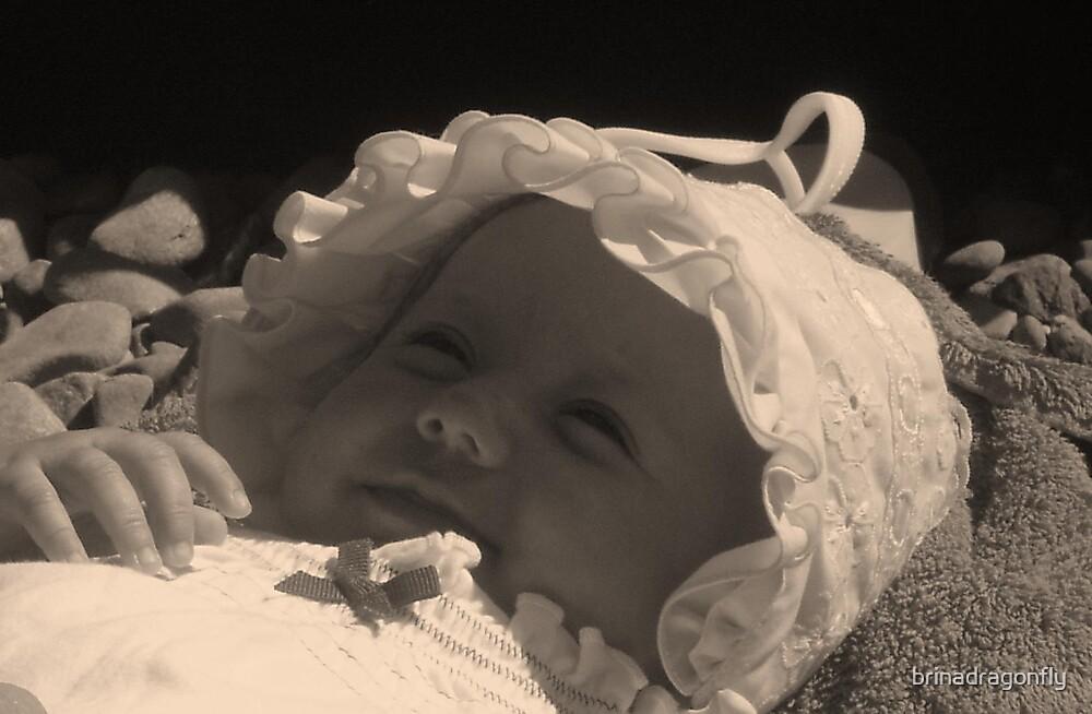 Presious Bundle of Joy by brinadragonfly