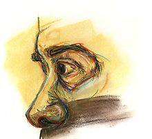 Face Sketch by Jason Michaels