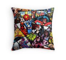 Marvel Throw Pillow